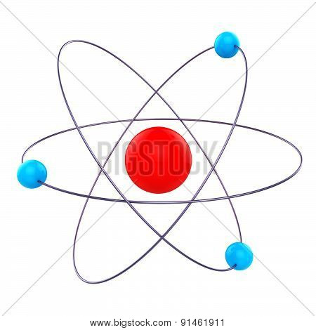 Atom Molecule Means Formula Chemical And Research