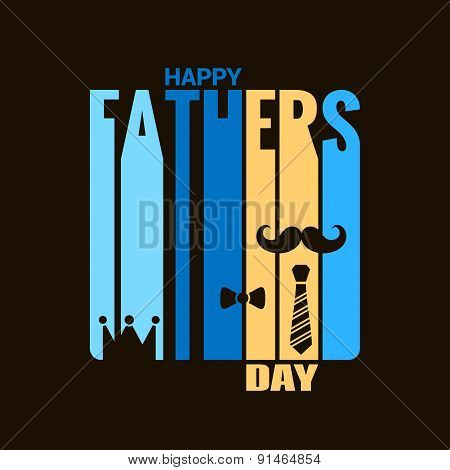 fathers day holiday design background