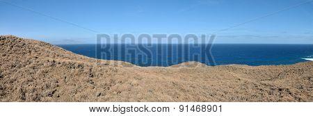 Curved Landscape