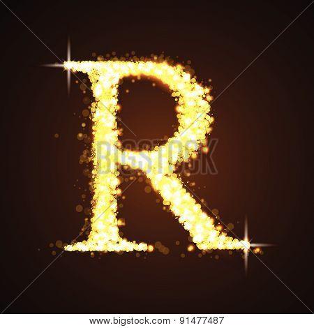 Alphabets R