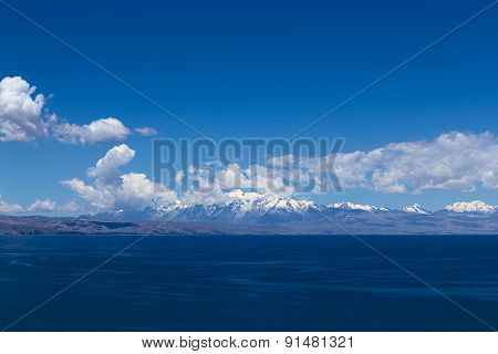 Lake Titicaca and the Andes, Bolivia
