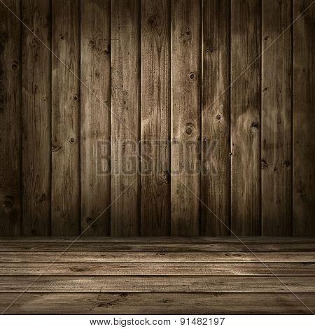 Texture of brown wood.