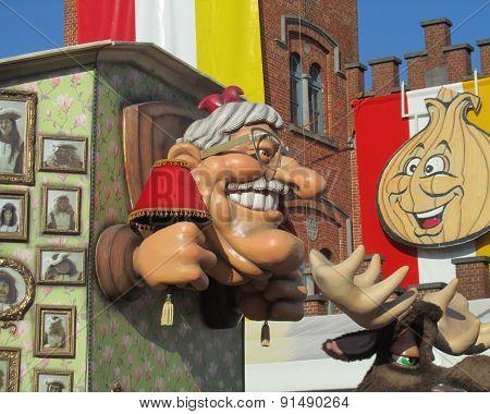'Kamiel Sergant' Carnival Aalst