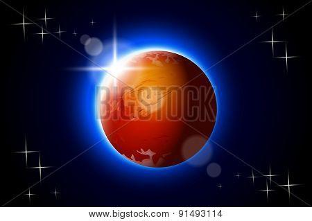 planets set13 mars