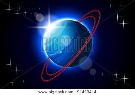 planets set13 uranus