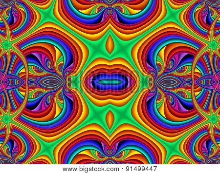 Colorful Abstract Background. Artwork For Creative Design, Art
