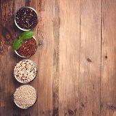 picture of quinoa  - White - JPG