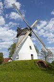 picture of windmills  - The windmill Heimsen  - JPG