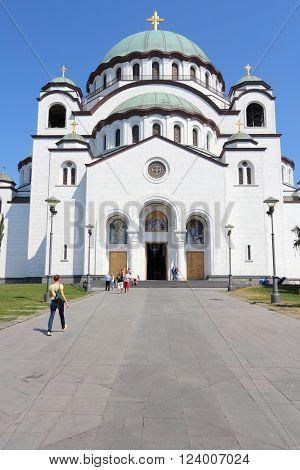 Belgrade Cathedral