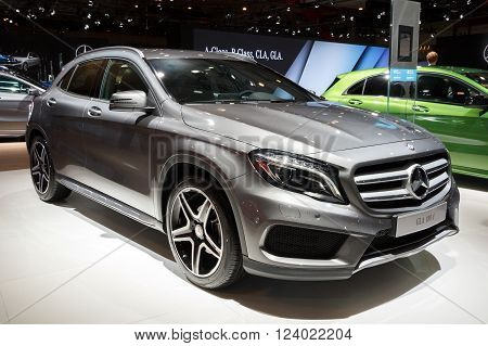 Mercedes-benz Gla 180D