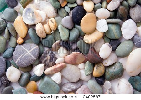 pebble stones background