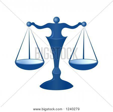 Gerechtigkeit Skalen