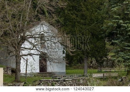 Buhovo monastery