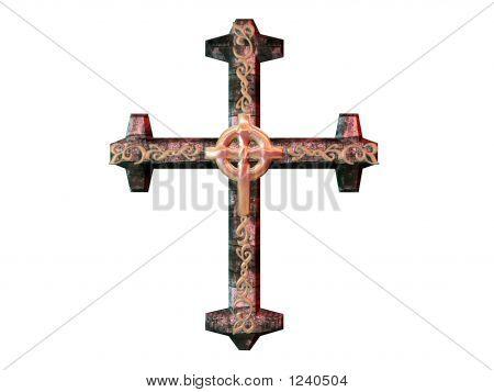 mittelalterliche cross