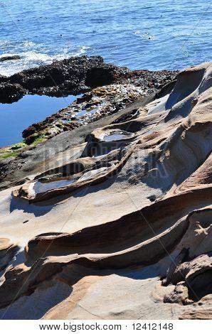 Point Lobos Rock Carvings