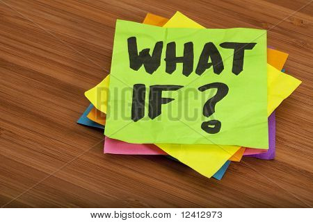 What If Question