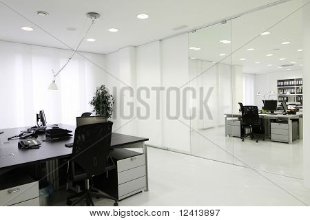 Escritório moderno