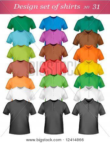Design shirt set
