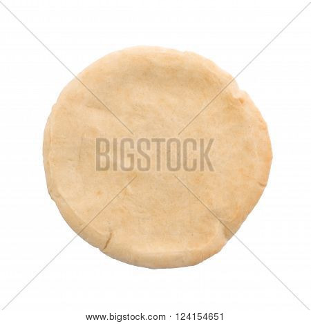 Single Israeli Flat Bread Pita