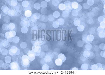 pantone serenity color bokeh blur light, beautiful background