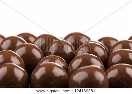 Multiple Chocolate Ball Candies