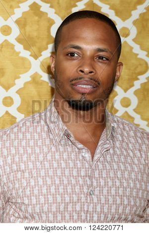 LOS ANGELES - MAR 31:  Cornelius Smith Jr at the Confirmation HBO Premiere Screening at the Paramount Studios Theater on March 31, 2016 in Los Angeles, CA