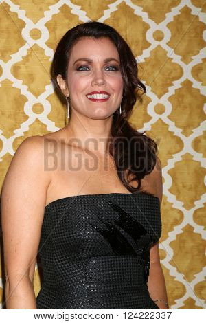 LOS ANGELES - MAR 31:  Bellamy Young at the Confirmation HBO Premiere Screening at the Paramount Studios Theater on March 31, 2016 in Los Angeles, CA