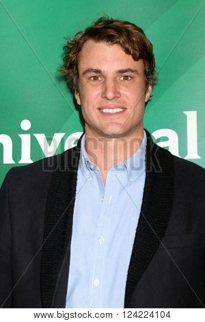 LOS ANGELES - APR 1:  Shep Rose at the NBC Universal Summer Press Day 2016 at the Four Seasons Hotel on April 1, 2016 in Westlake Village, CA