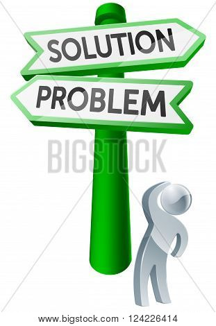 Problem Or Solution Concept