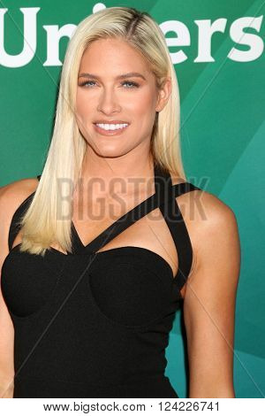 LOS ANGELES - APR 1:  Barbie Blank at the NBC Universal Summer Press Day 2016 at the Four Seasons Hotel on April 1, 2016 in Westlake Village, CA