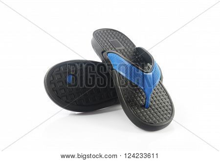 Kid's Flip flop Isolated on White Background