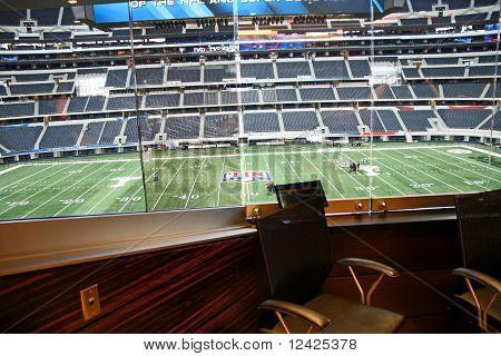 Cowboys Stadium da Suite Jones