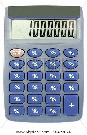 ?alculator With Percent On Buttons