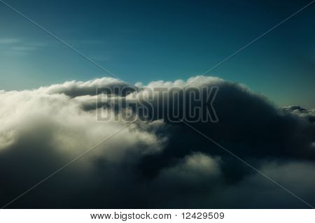 Dreamy Cloudscape