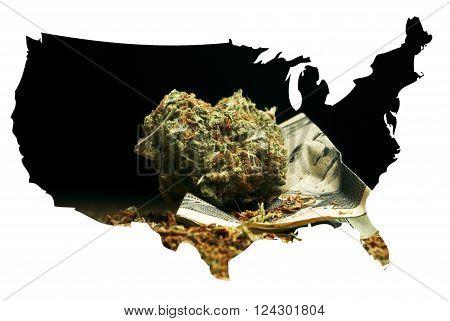 Marijuana in the United States of America