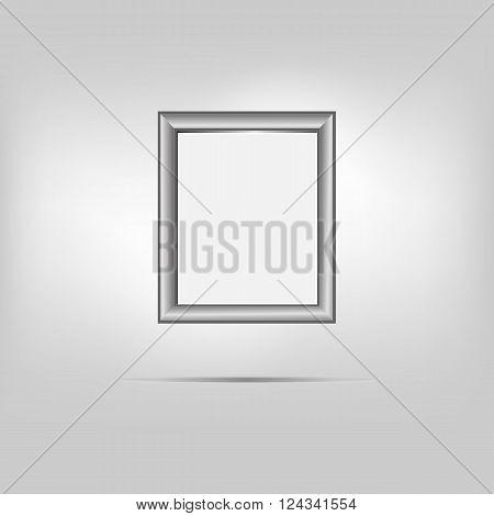 vector frame icon isolated  graphik symbol  illustration