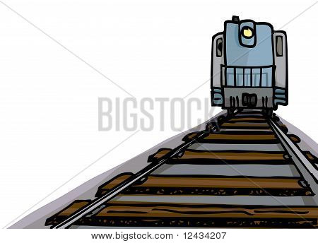 One-point Locomotive