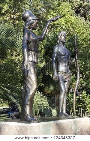 Greek Athletes