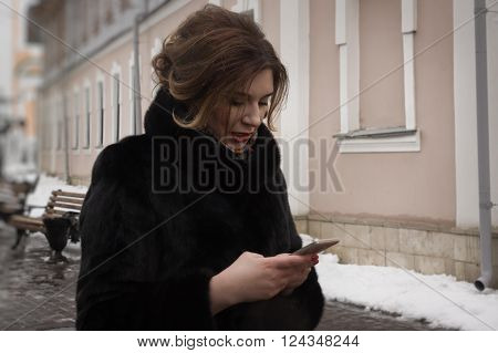 Heartbroken Female. Sad Unhappy Face Expression