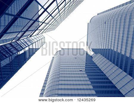 Modern Office Buildings