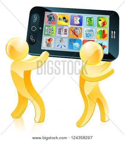 Mobile Phone People