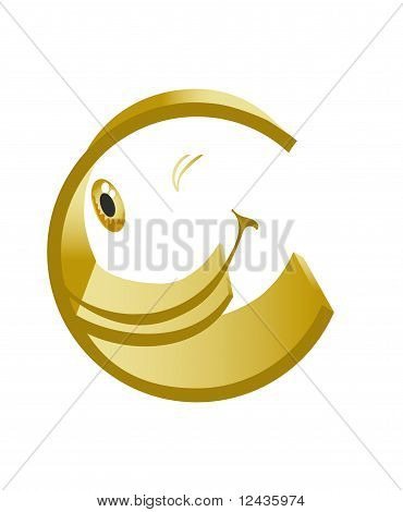 Merry Symbol Of Euro