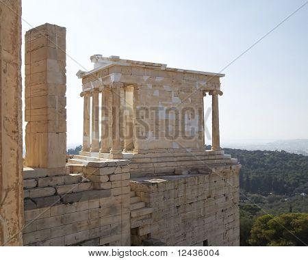 Athena (Minerva) Nike temple, Acropolis