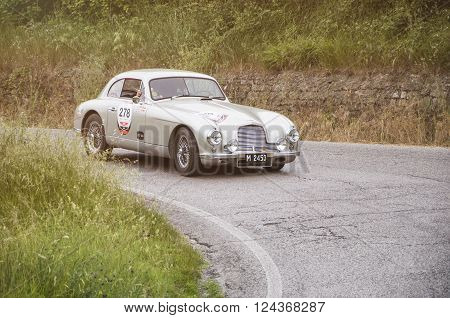 ASTON MARTIN DB 2 Vantage 1953 