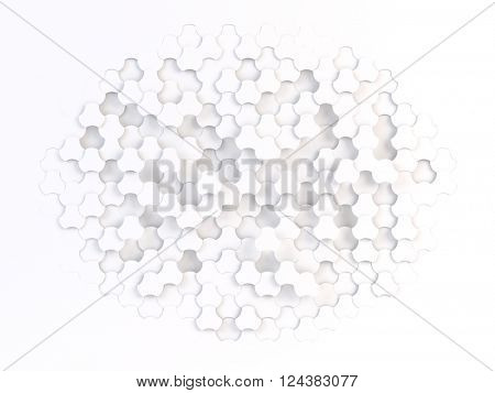 Abstract background - 3d rendering