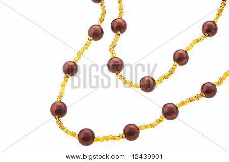 Beads shaped