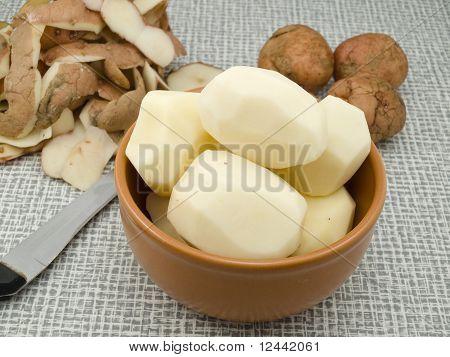 Process Potato Sedums