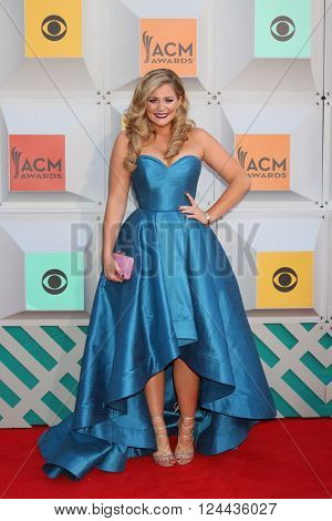 LAS VEGAS - APR 3:  Lauren Alaina at the 51st Academy of Country Music Awards Arrivals at the Four Seasons Hotel on April 3, 2016 in Las Vegas, NV