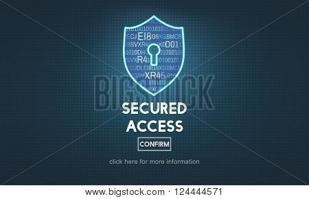 Secured Access Accessibility Analysis Browsing Concept