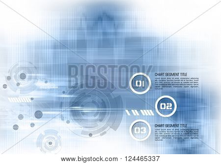 Background technology, vector